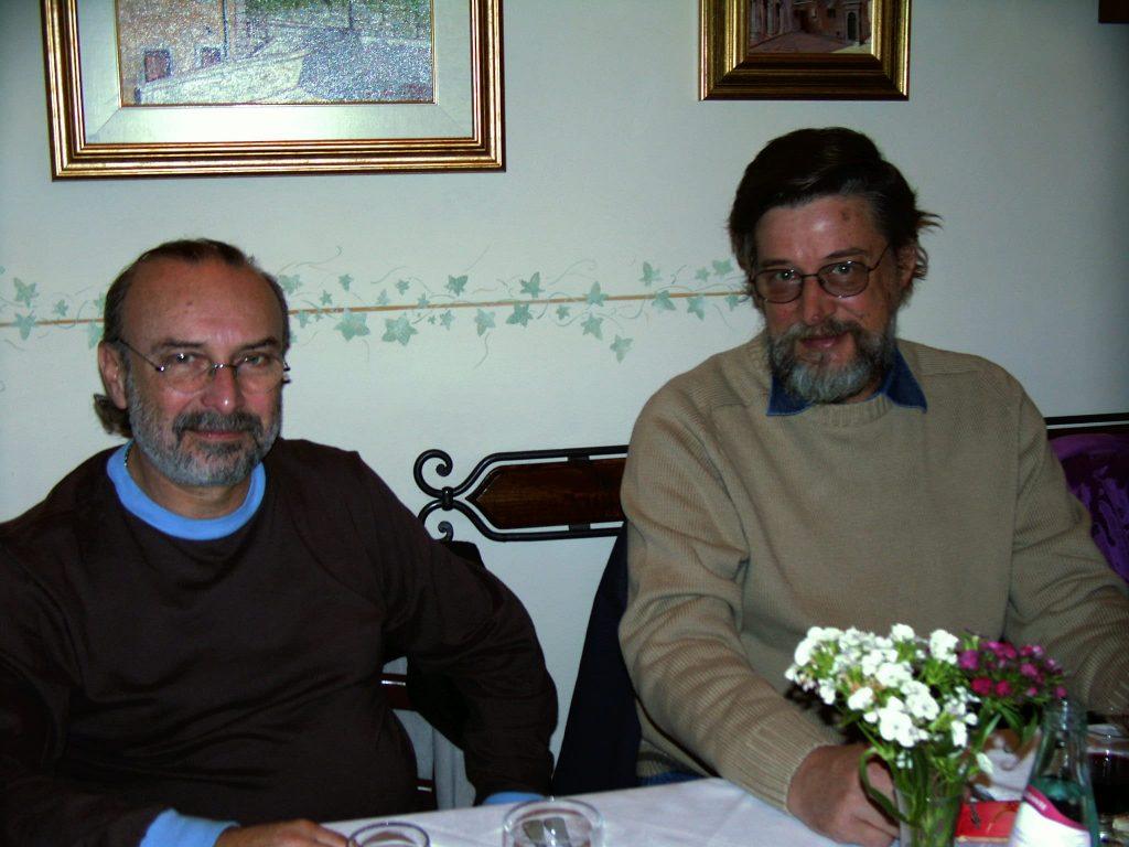 Il duo del MOP Marcelo Candegabe e Hugo Carrara