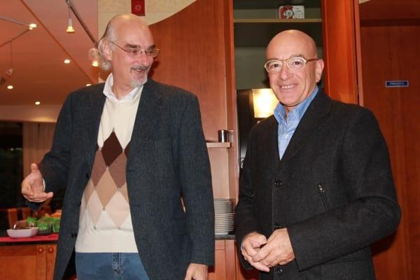 Con Roberto Orsi alla SIOV