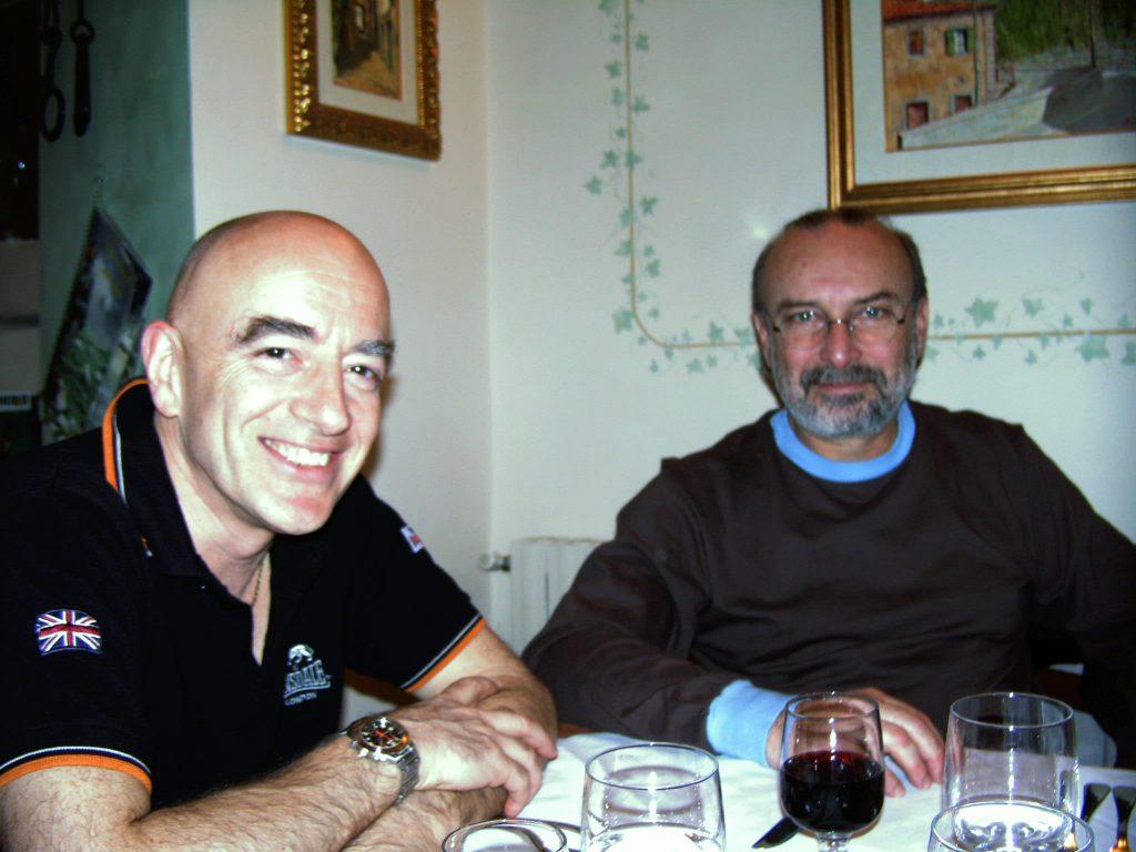 Notte magica a Cortona nel 2005 si progetta l'UCH